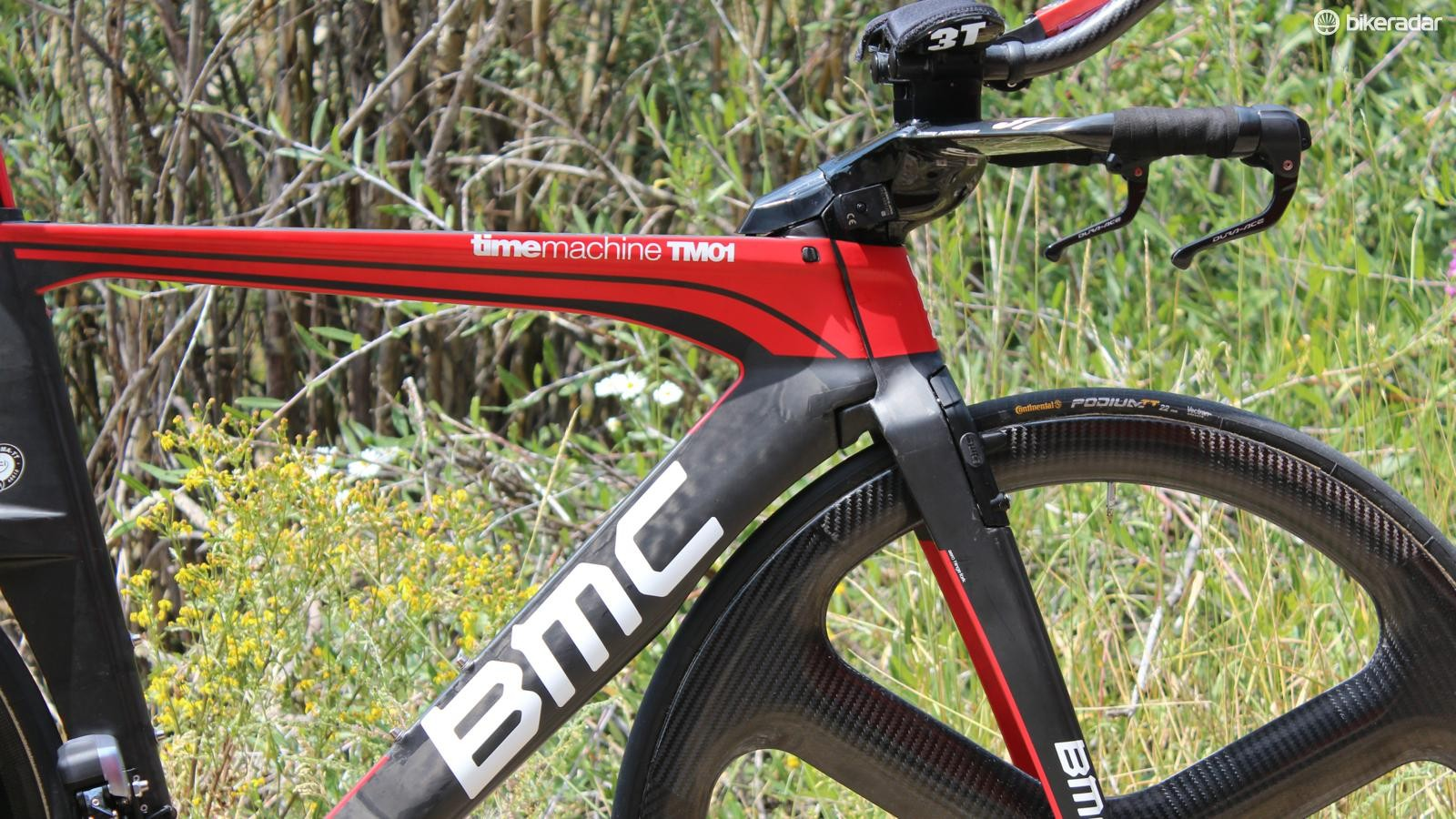 BMC has been owning the USA Pro Challenge stage race in Colorado with multiple stage wins, and on Friday Rohan Dennis smashed the time trial