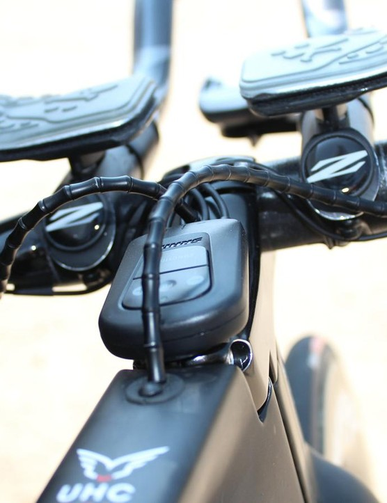 What exactly does the junction box do? SRAM won't yet say