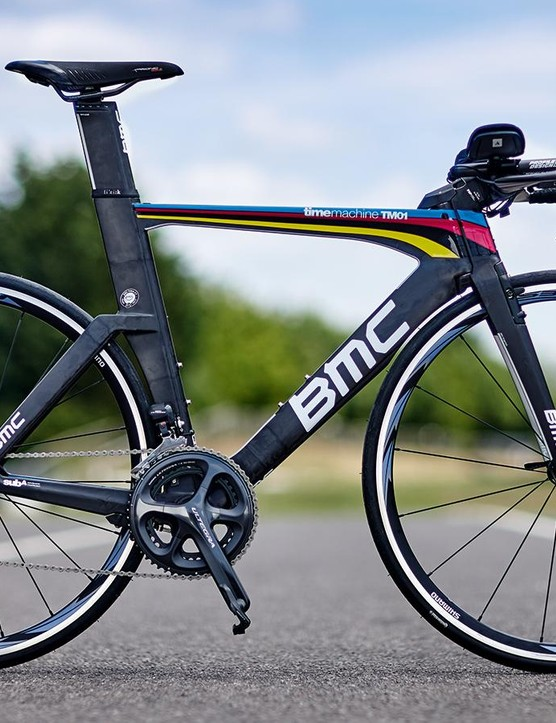 BMC's TM01 has proven its pedigree over the past few years
