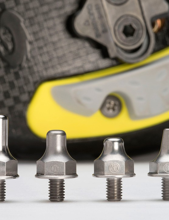 Horst Spikes now offers a range of six stainless steel toe spikes for various conditions