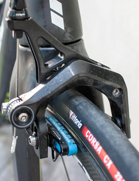 The R979 EQ is TRP's top-line brake…