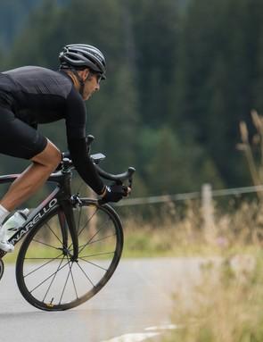 Former Assos R&D director Luigi Bergamo worked with Giro on its Chrono line