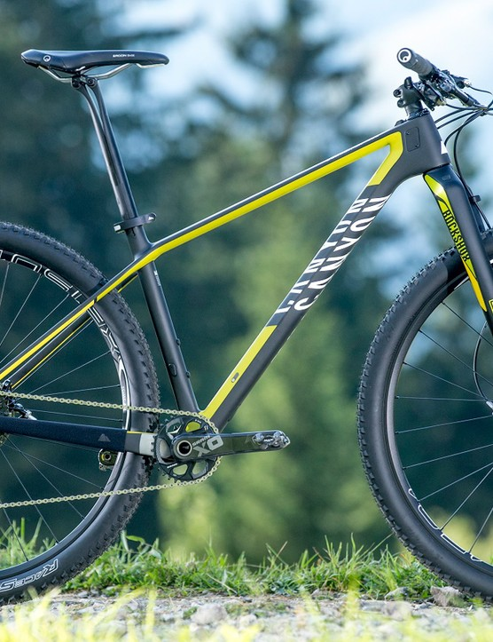Canyon's new Exceed CF SLX offers up an entirely new frame that weighs a claimed 870g