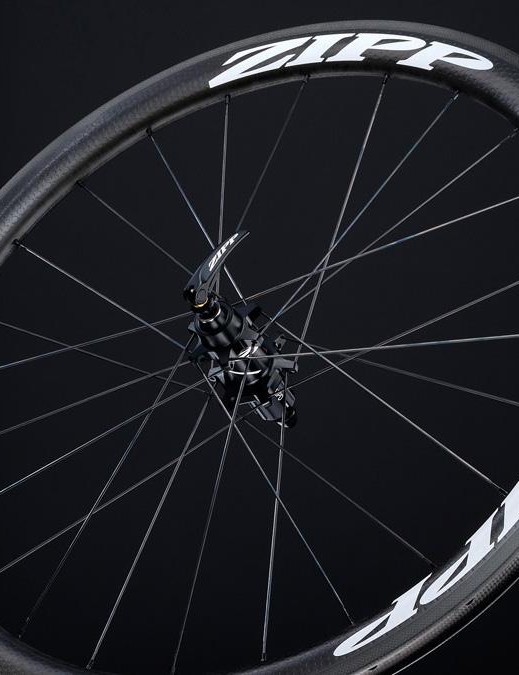 The 303 Firecrest is Zipp's all-rounder and, the company claims, a useable everyday wheelset