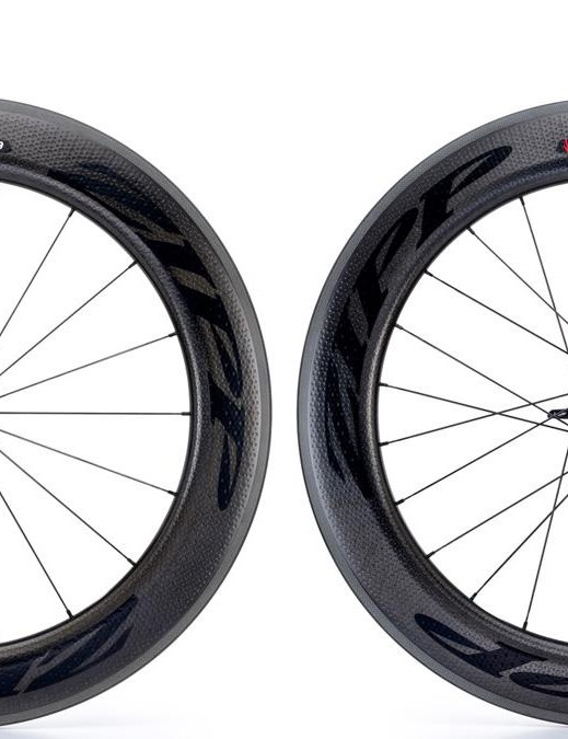 The 808 clinchers weigh in at 1885g a pair…