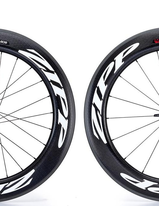The tubular wheelset is cheaper too at £1840/$2300