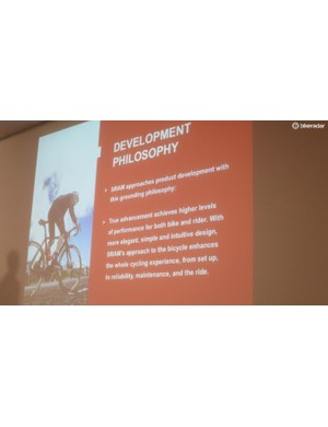 SRAM boldly claims to