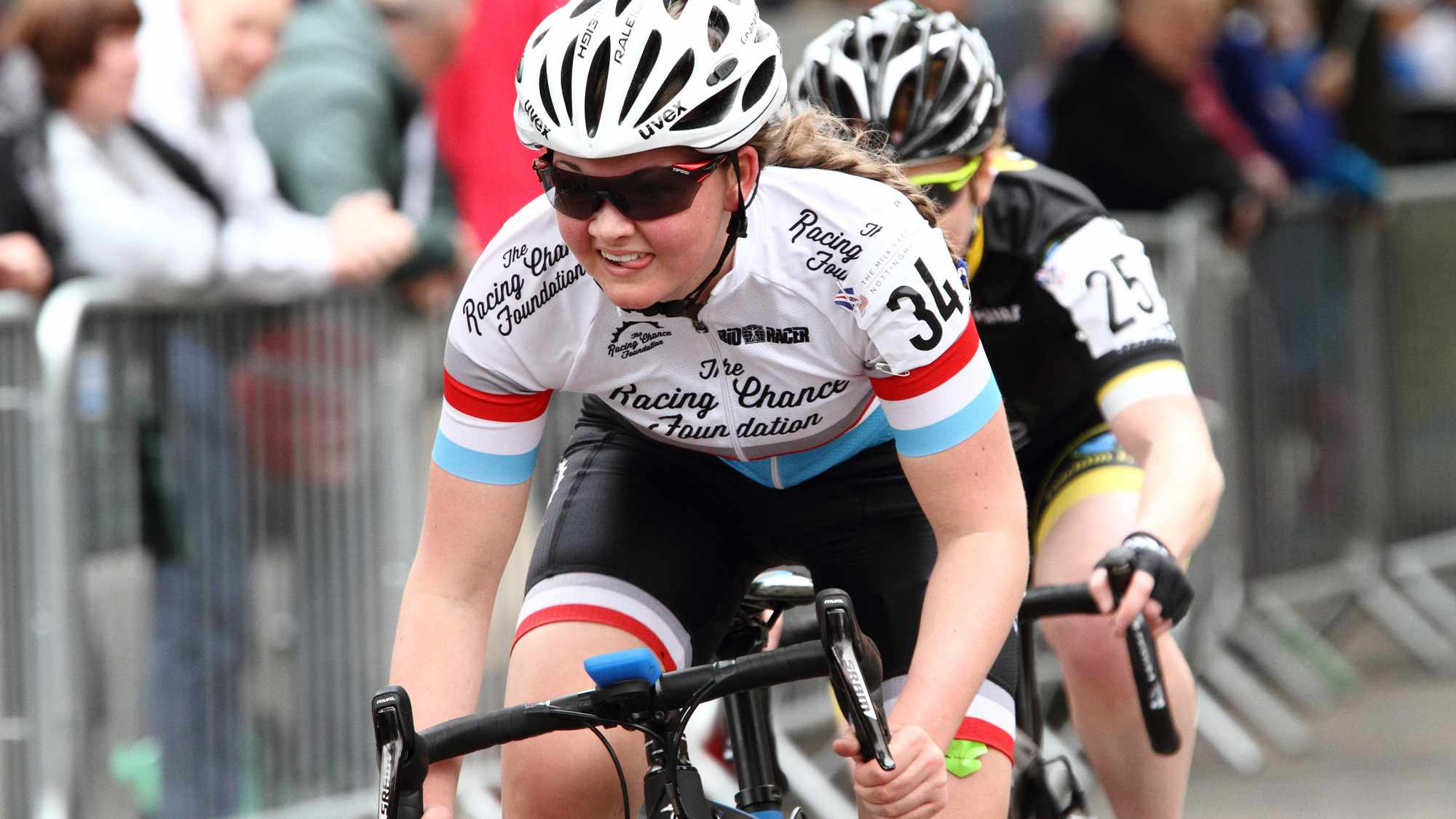 Cycle racing is the ideal way to push your skills, training and fitness to the next level