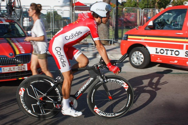 A neutralised GC didn't prevent teams from deploying their full arsenal of TT gear