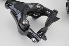 The aero-shaped direct mount brake