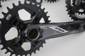 The Comet is just one of FSA's new BB392 standard mountain bike cranksets