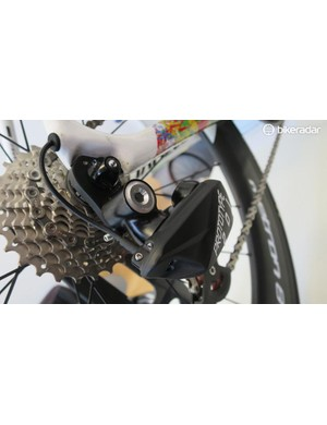 FSA's Prototype 201 wireless groupset