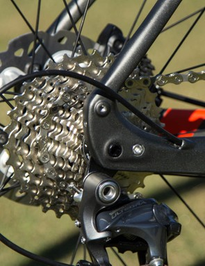 It doesn't matter how many gears your bike has, it should shift reliably