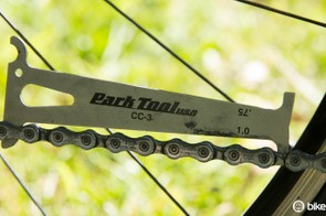 Paying attention to chain wear is likely to save you money in the long term, but it's also a factor for positive shifting