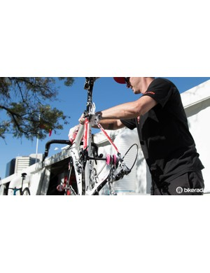 Keeping your bike clean is a good way to avoid (and check for) many issues