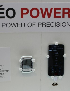 Kéo Power previously only worked with Polar and others that used Bluetooth Smart