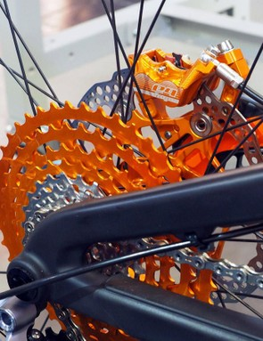 Likewise, the new cassette won't be offered in orange, either