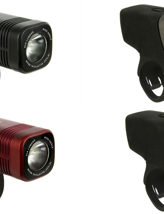 The Knog Blinder ARC 640 adds 90 lumens to the previous model