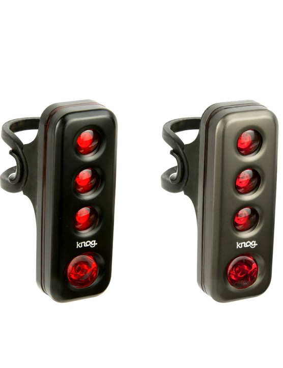 The Knog Blinder R70 rear light offers 70 lumens of visibility