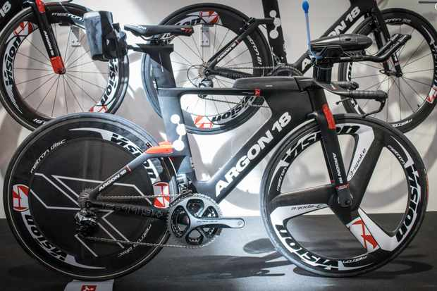 The Argon 18 E119 Tri+