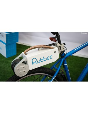 The Rubbee Drive is a versatile system that provides electric power assistance to non e-bikes
