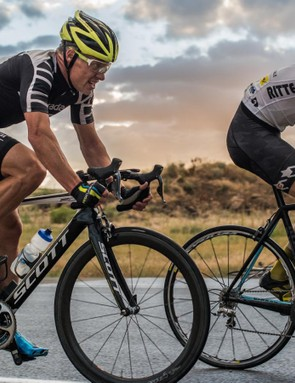 Gearing for a criterium is pretty straightforward - but could the same setup work for a gruelling hill climb?