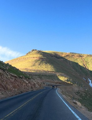 Pikes Peak and the Devil's Playground are well known in car racing circles