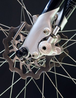 The 2002 concept used tiny 120mm-diameter rotors