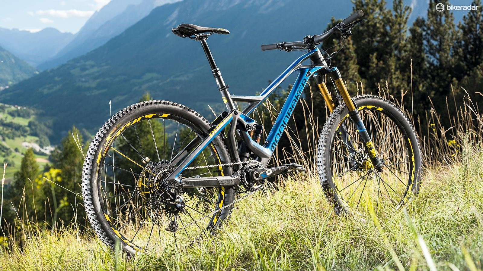 Mondraker's Dune Carbon XR is a blistering ride