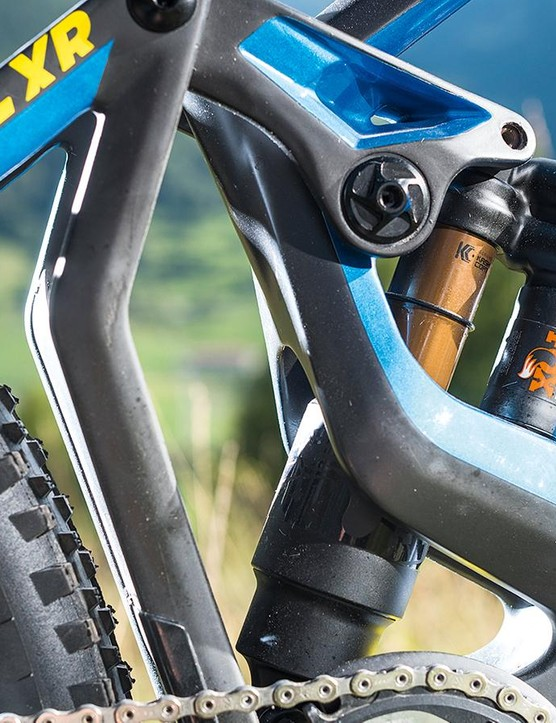 The Float X2 is the best air shock we've ever ridden