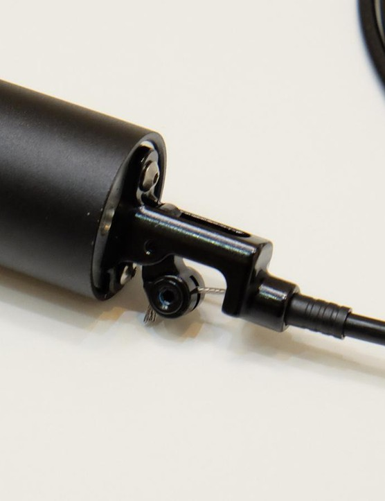 FSA's dropper is internally routed