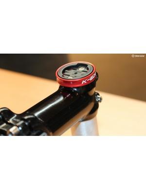 Originally desinged for mountain bikes, the K-Edge Gravity Cap has found a new use…