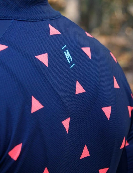 A closer look at the Arrows jersey