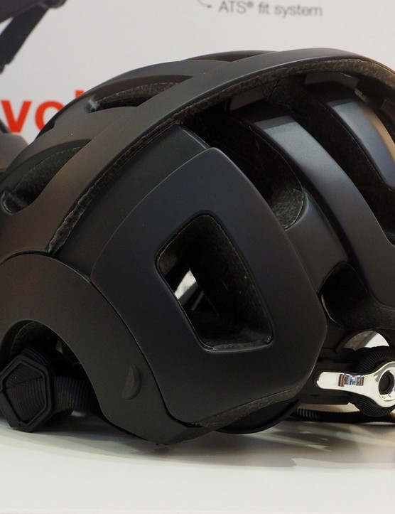 Regardless of what attachments are used, there's expansive coverage around the rear and sides of the Lazer Revolution FF