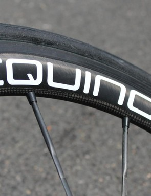 Equinox wheels are designed in Czechoslovakia