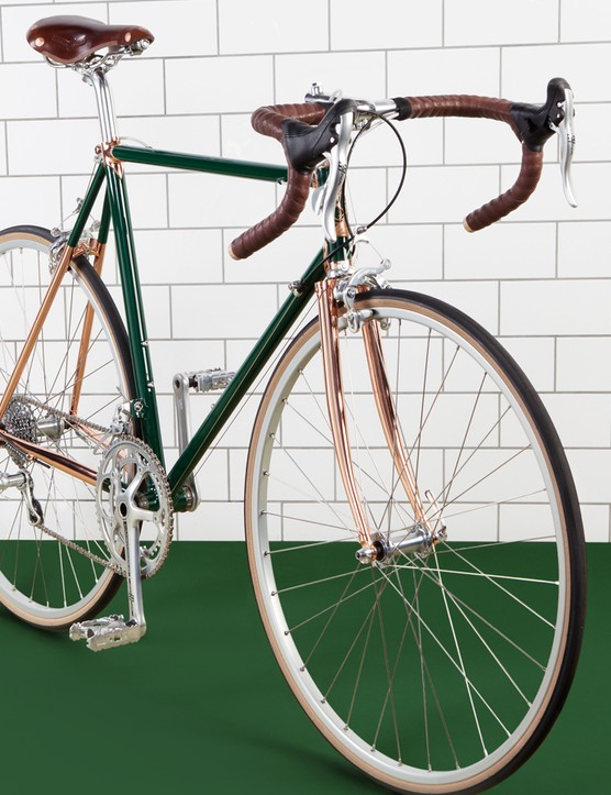 Surely you could sneak one of these into L'Eroica?