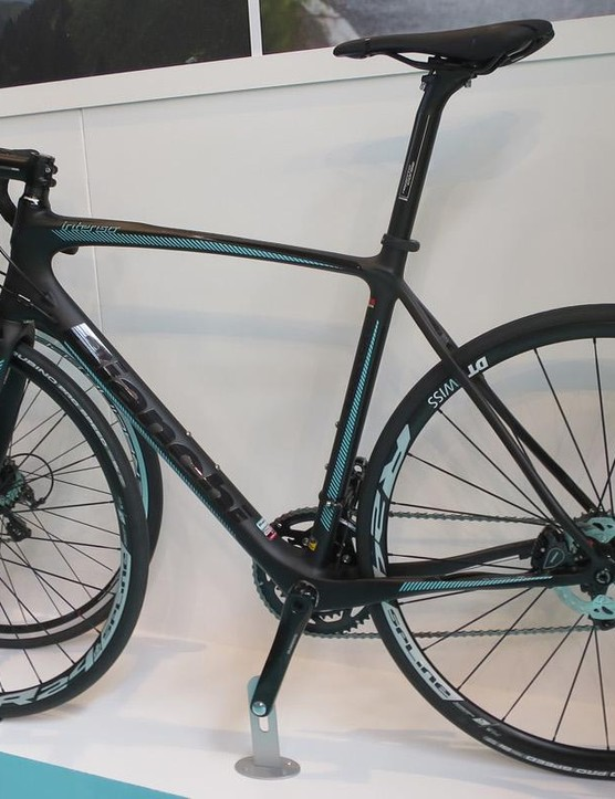 The Intenso range is now joined by a disc equipped model