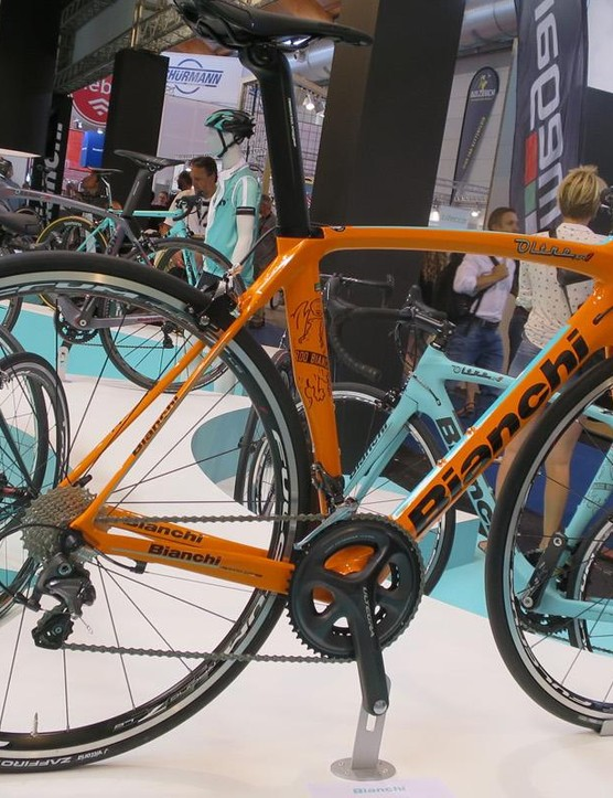 The Oltre XR1 now comes in some much bolder paint jobs