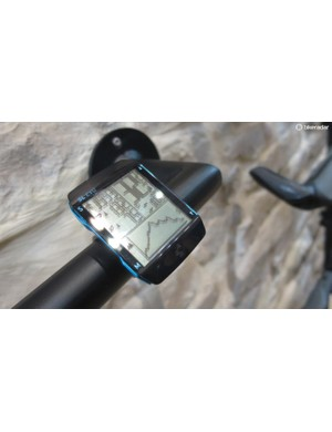 Cube's new SL Evo computer has 50 in-built functions including barometric altitude, HRM, cadence and thanks to bluetooth smart also talk to your power meter all for Û129.95