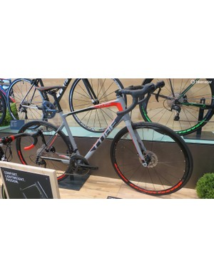 The Attain GTC Pro Disc looks like a lot of bike for £1499