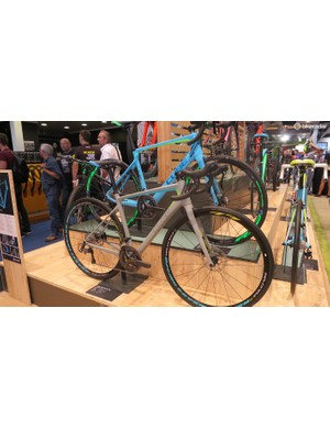 The women's version of the new Agree is called the Axial. This Axial WLS GTC SL disc looks pretty special for £1599