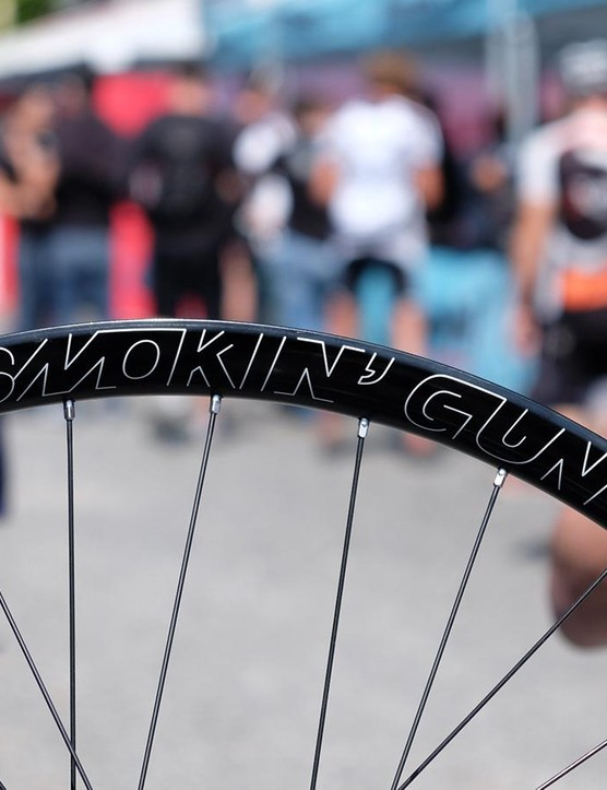 American Classic has a new extra-wide alloy wheelset called the Smokin' Gun in 27.5 and 29in versions