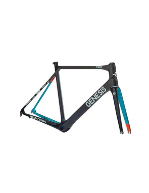 The Madison Genesis Zero, available in Madison Genesis team livery or raw carbon/black