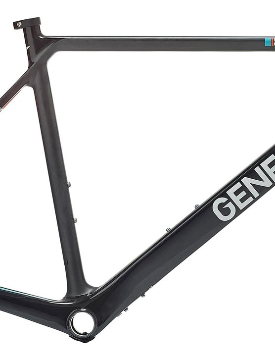 The new Madison Genesis Zero is produced from a higher grade of carbon, dropping a claimed 120g over the previous model