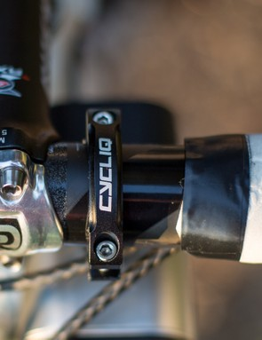 The included handlebar mount seems solid, but in the known issues section of the 'test pilots' portal Cycliq says
