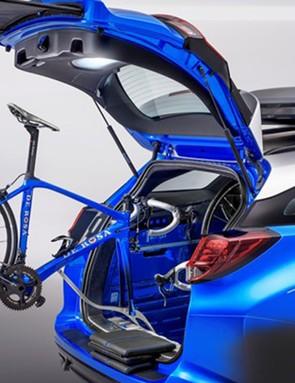Honda's Civic Tourer Active Life concept