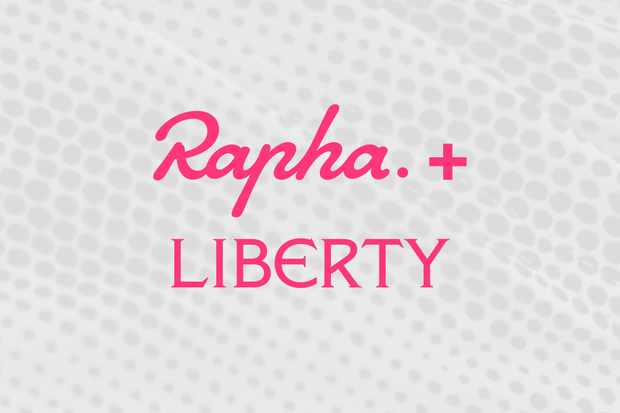 The new Rapha + Liberty range is inspired by the super 70s