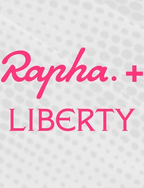 Rapha will release the new Rapha + Liberty women's cycle clothing collection on 21 September