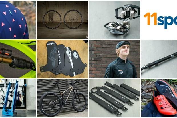 11spd: This week's best bike gear