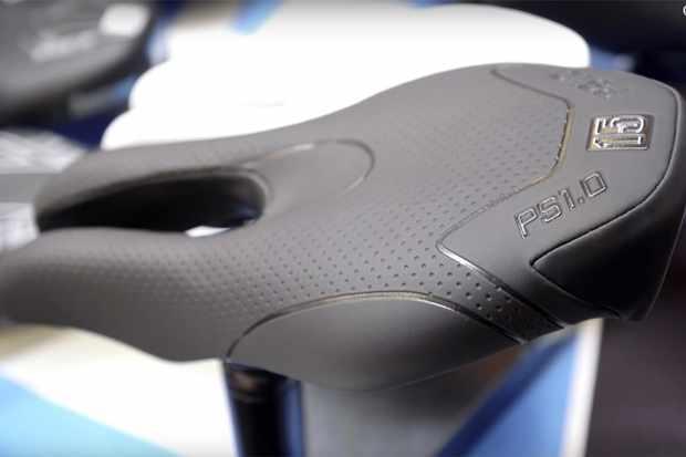 ISM 2016 saddle range